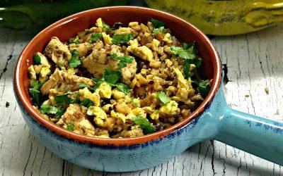 Zöldséges rizs 2.