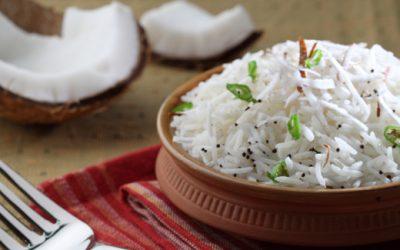 Kókuszos rizs
