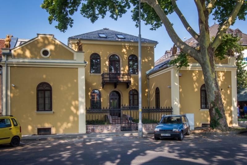 Lakits Villa Pécs
