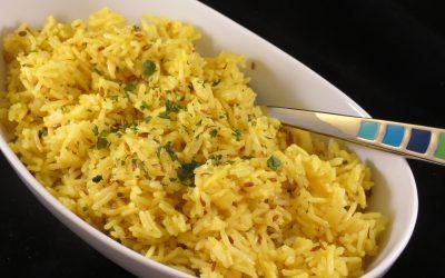 Fűszeres rizs