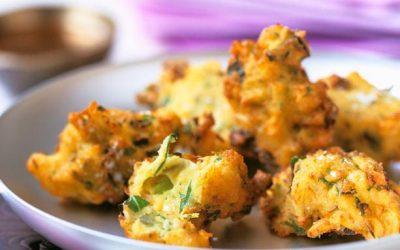 Pakora – Bundában sült zöldségek